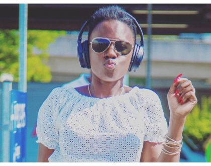Akothee comes out to strongly defend presenters and DJs... mention names of presenters and DJs who have personally helped her