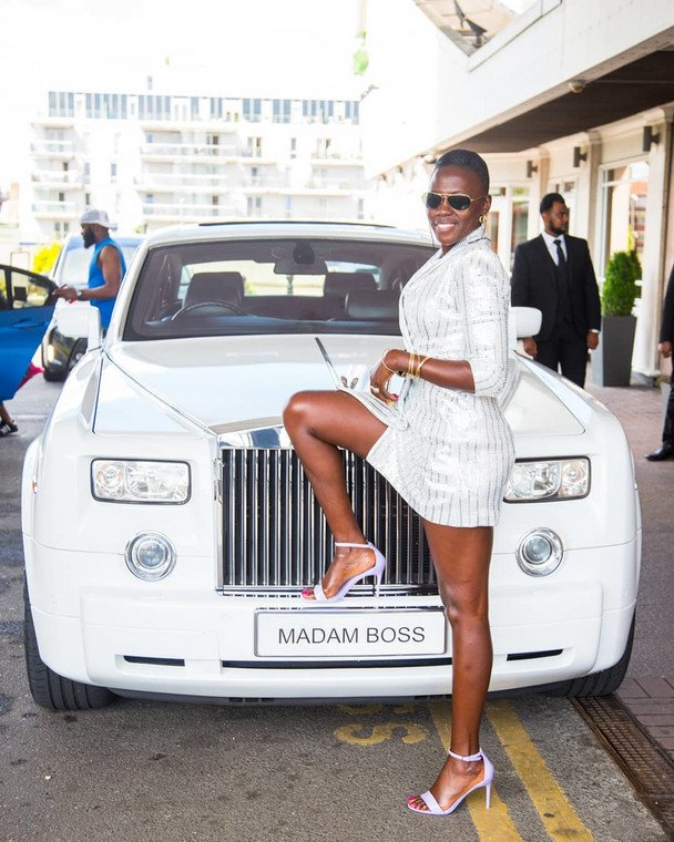 Akothee: One thing i'll do in 2019 is to insult fans