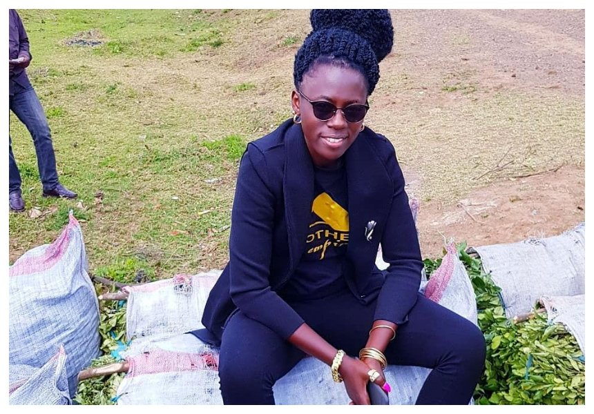 Akothee goes all out to help needy but bright KCPE candidates from Kajiado