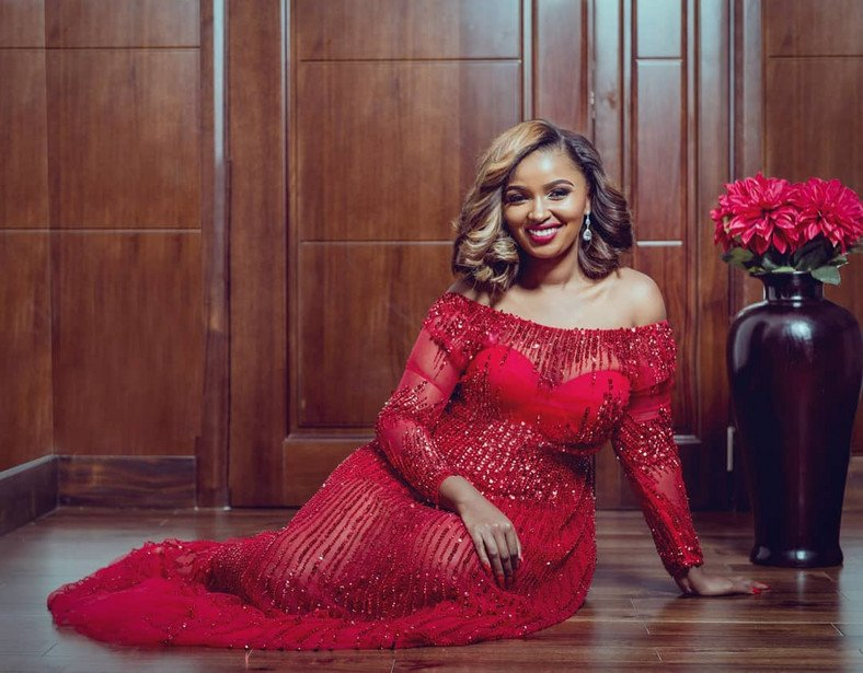 Anerlisa denies there's beef between her and Betty Kyalo after giving her show blue ticks