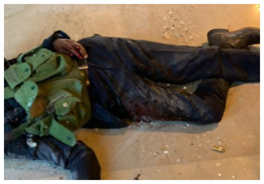 Dusit attackers killed like dirty flies by special forces (Photos)