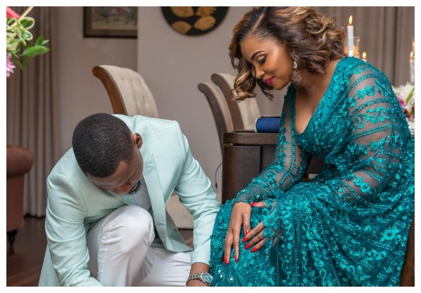 Anerlisa Muigai pours out her heart to sweetheart Ben Pol on her birthday (Photos)