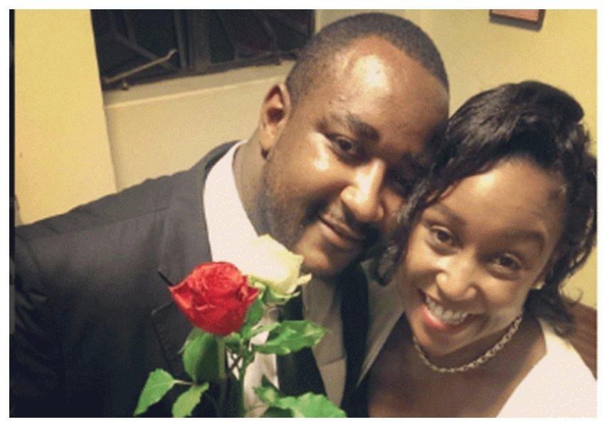 Betty Kyallo's brother:I was in rehab. When I came out I was totally stressed,my sister was attracting scandals like a cosmic magnet