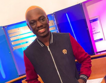 Unakaa Otile Mwitu! Kenyans troll comedian Eddie Butita after spotting new hairstyle(photos)