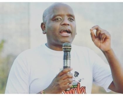 """""""Thisis no longer journalism, this is malicious"""" Dennis Itumbi up in arms against KTN"""