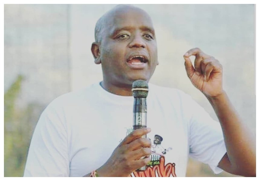 """This is no longer journalism, this is malicious"" Dennis Itumbi up in arms against KTN"