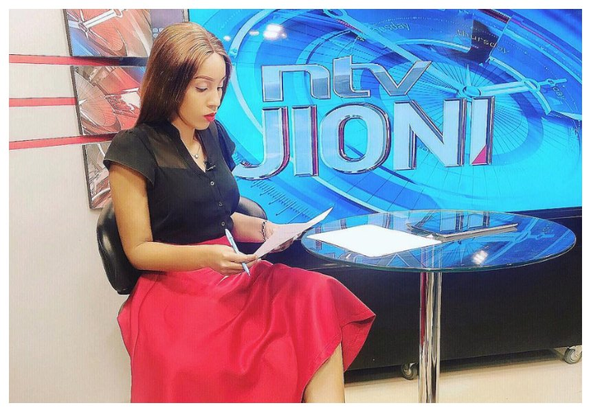 NTV anchor reveals 16-year-old girl was the reason why her husband Mwingi Central MP beat her up silly