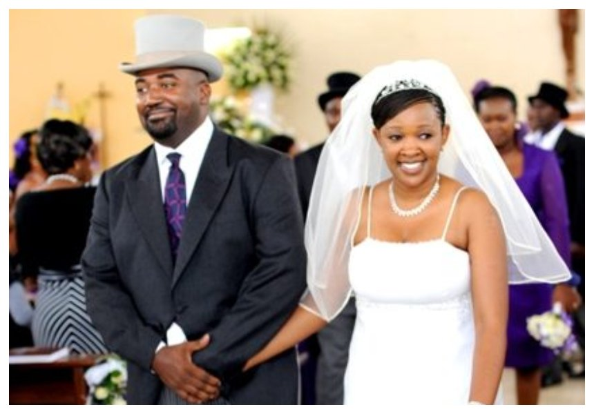 """I betrayed my marriage"" Former Capital FM anchor Eddy Kimani narrates how his infidelity tore apart his marriage"