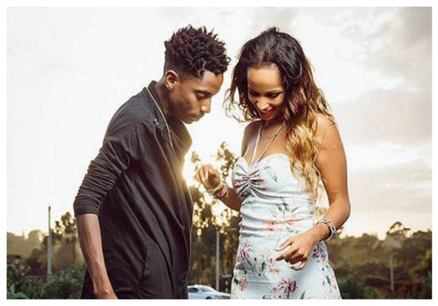 Eric Omondi's fiancée: Am not a snob, if you see me out there please come greet me