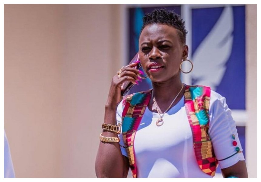 Akothee's response to a broke man who wants to marry her is funniest thing on the internet