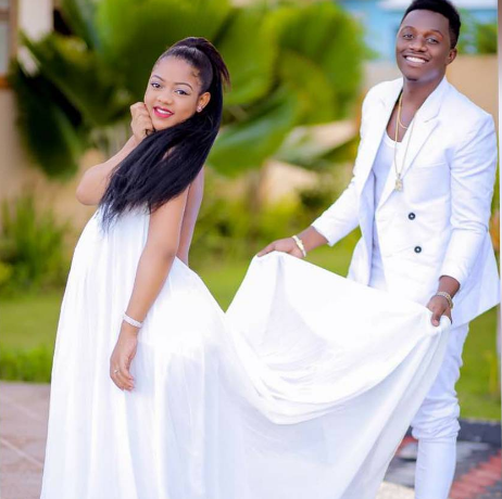 Rayvanny's girlfriend says she was worried about their future after he got banned by BASATA