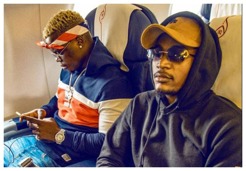 Drunk with fame! Harmonize's manager explains why he ditched the 'Kwangwaru' singer