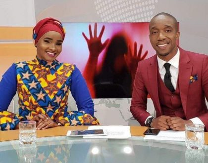 Lulu Hassan share how working with husband Rashid Abdalla on a daily basis feels like