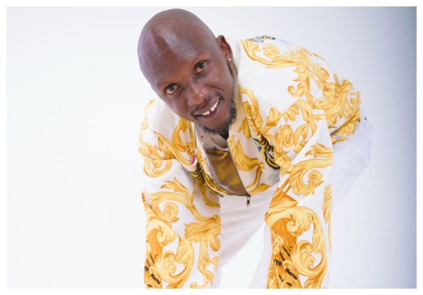 This Afro fusion singer has taken matters into his own hands in a bid to sell Kenyan music out there to the world
