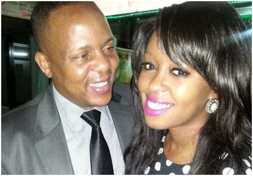 Lillian Muli laughs off claims of conspiring to con her baby daddy Kes 10 million
