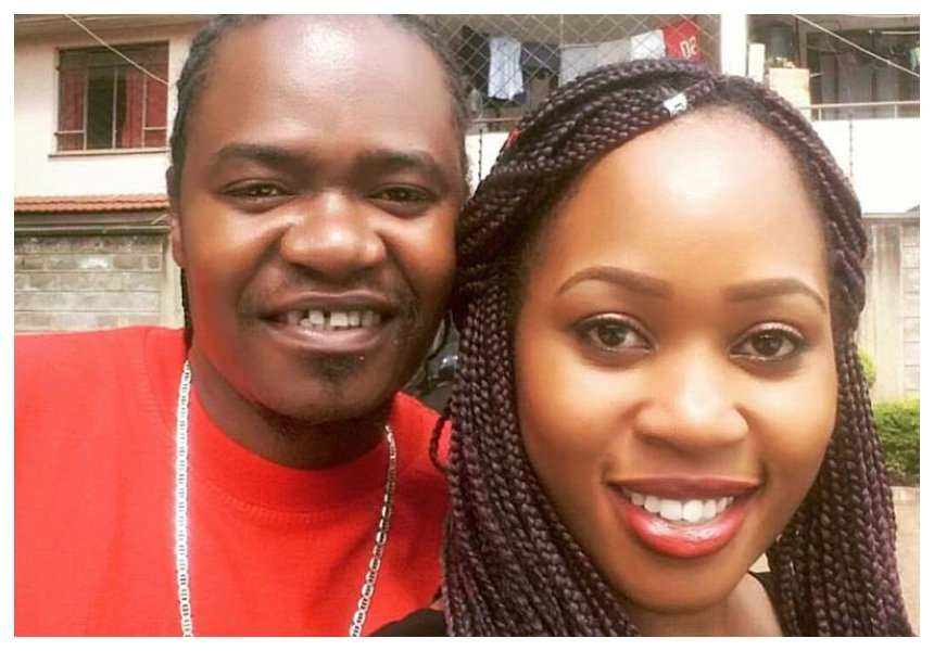"""As a wife of a legend will not keep quiet"" Jua Cali's wife rants as #playkenyanmusic gets personal"