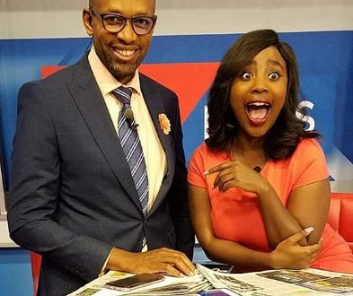 KTN News anchorZindzi Kibiku quits after 4 years at the station