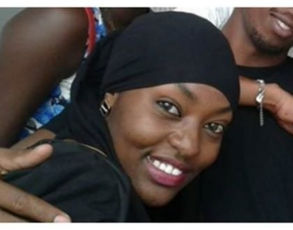 Meet Al Shabaab bride -Violet Kemunto who was living with Dusit attacker at her home in Ruaka (Photos)