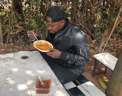 It took 1200 songs for Kenyans to love me - Khaligraph Jones
