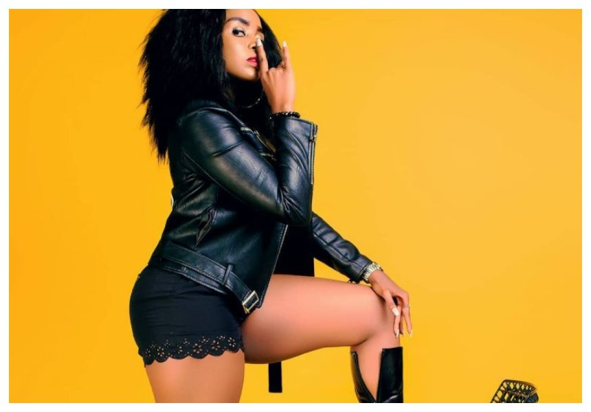 """I am still that Mkamba wa Masaku but don't expect to see me twerking"" Kush Tracey speaks on things fans should expect from her after getting saved"