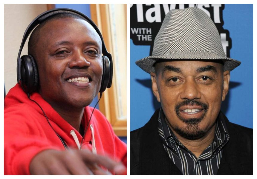 Maina Kageni recalls hosting James Ingram and his wife in his touching tribute to the fallen RnB singer