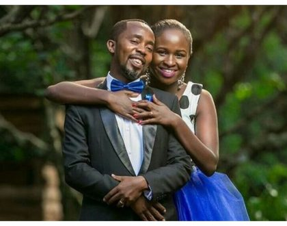 """I forget very fast when we quarrel"" Mercy Masika speaks on working with her husband who is her manager"