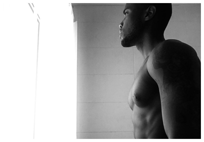 Nick Mutumadrives ladies wild with his biceps muscles... even Yvonne Okwara can't stop admiring his massive guns