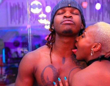 Mwalimu Rachael fights Kenyans hating on NRG, forced to explain steamy photo with Timmy