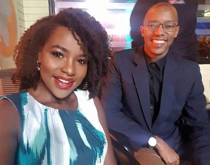 waihiga mwaura and joyce omondi dating after divorce