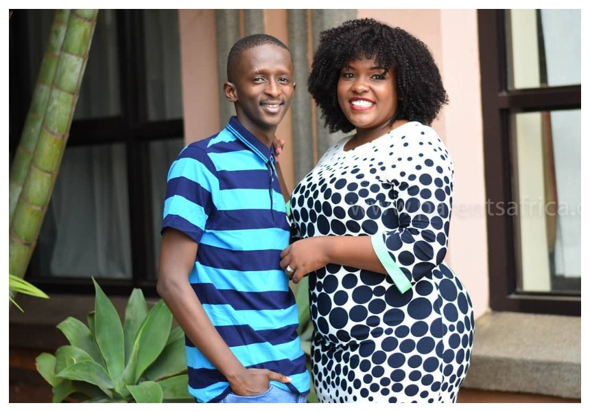 Started from the bottom! Njuguna narrates how his wife persevered with his romantic dates at Uhuru Park when he still broke