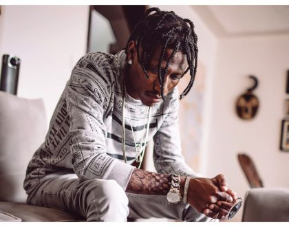 Octopizzo denies involvement in death of Strathmore University student Kenneth Abom who broke into his house