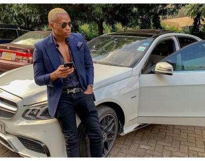 Otile Brown: I'm a humble and very respectful guy but people keep showing me attitude