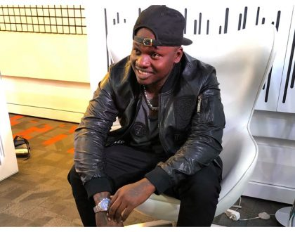 Khaligraph Jones follows in Diamond's footsteps to become media owner