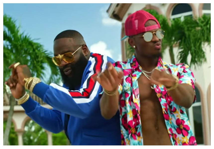 Diamond fails to attend Rick Ross' birthday party...big mistake!