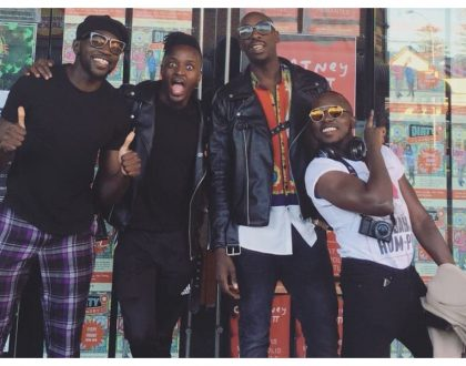 Sauti Sol finally share some 'nudes' to calm agitated fans who felt cheated