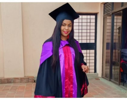 Pastor Size 8 to hold her first crusade after graduating from Bible school