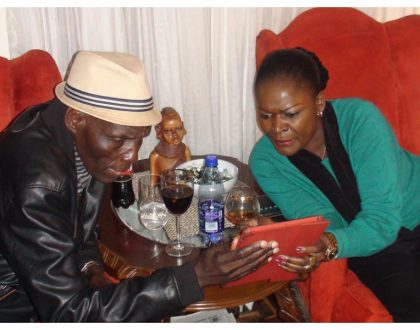 Suzanna Owiyo:Oliver Mtukudzi checked on me during Dusit terror attack, am shocked he is now dead