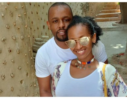 """He's always this romantic guy"" Sarah Hassan recounts how Martin Dale swept her off her feet with marriage proposal"