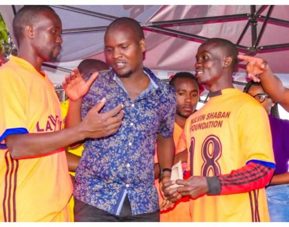 City tycoon Kevin Shaban pours millions into a charity football tournament (Photos)
