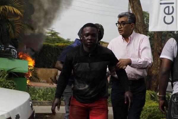 Uhuru confirms 14 people died during #Riversideattack