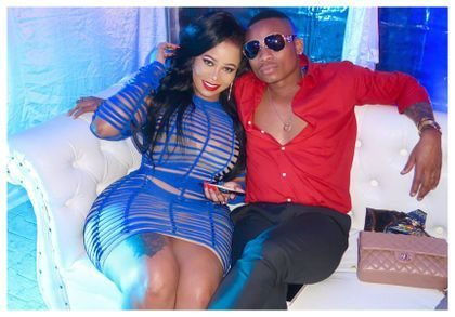 No beef! Otile Brown praises ex lover Vera Sidika in his new romantic song