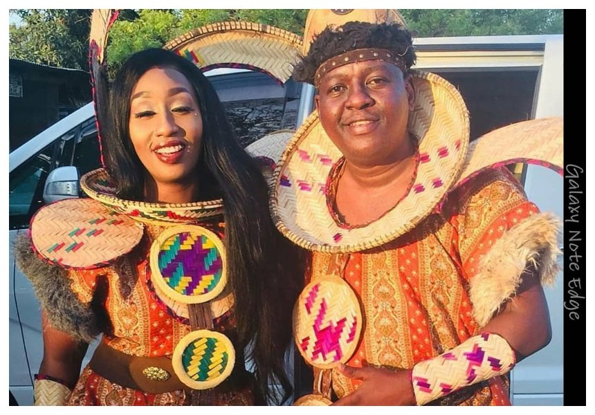 Victoria Kimani and Professor Jay follow in Otile Brown's footsteps to drop new song dedicated to women