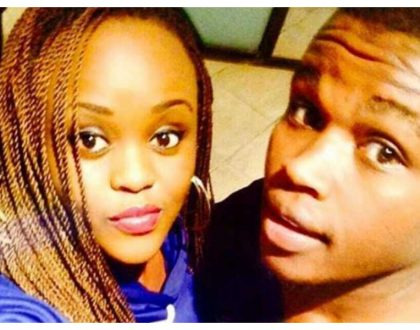She moved on so quickly! Chipukeezy's ex lover Empress Kerry flaunts burgeoning baby (Photo)
