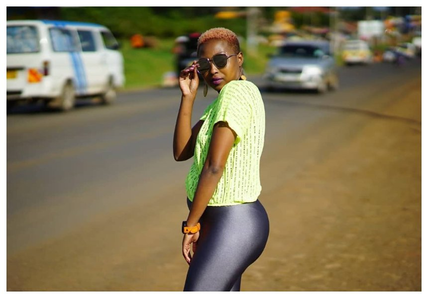Vivian echoes Khaligraph's sentiments... offers to fly one more Kenyan presenter to Nigeria