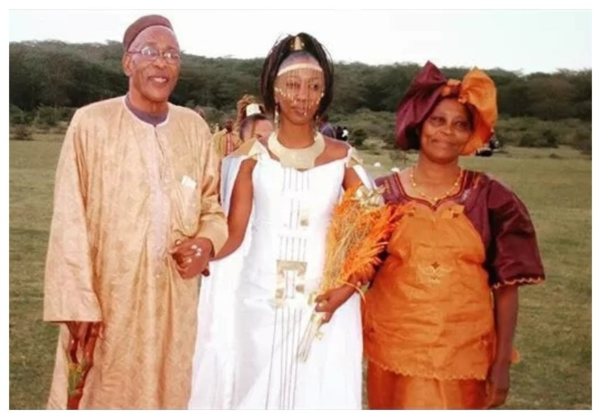 Wahu emotionally eulogizes her late father on his 6th death anniversary