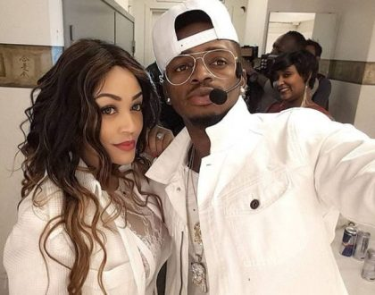 Tanasha ako wapi? Zari continues to hint Diamond has neglected his kids and not supporting them financially