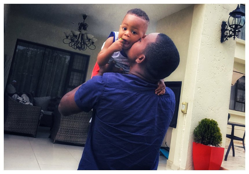 Zari found a replacement! Meet the man who is now raising Diamond's kids as his own (Photos)