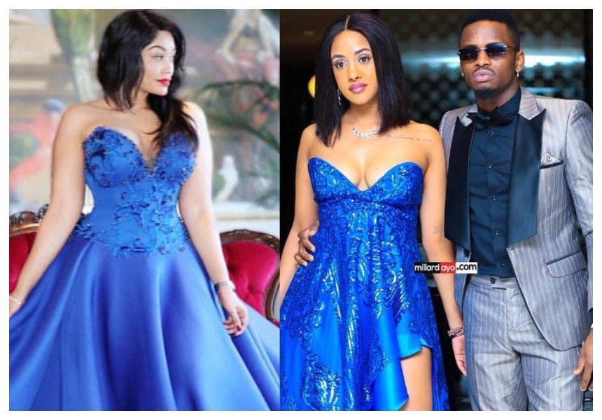 Zari sends cryptic message to Tanasha after the 'sagging boobs' incident