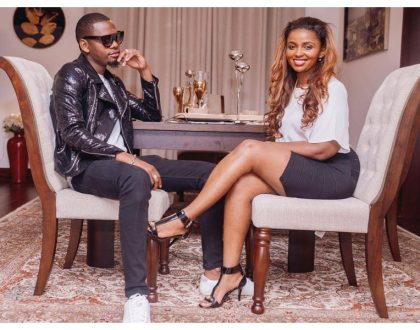 Anerlisa Muigai drops hints she cheated on her ex boyfriend Don with her current boyfriend Ben Pol