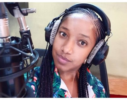 Anita Nderu opens up on her five month battle with depression